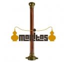 Alambique Columna Rotativa 3 litros