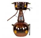 Alquitara Clásica 10 litros + Termómetro + Alcoholímetro