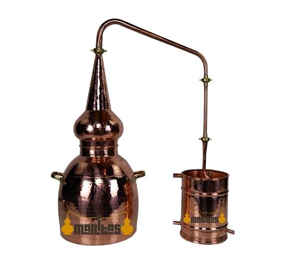 Alquitara Al Vapor 1 litro