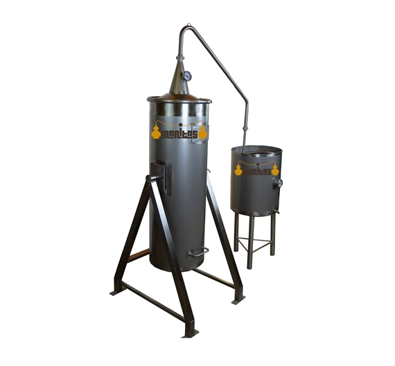 Alambique Inox 30 litros