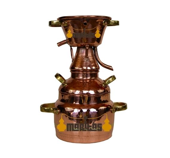 Alquitara Al Vapor 1.5 litros