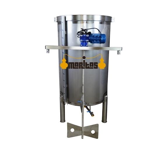 Agitador con Motor Eléctrico de 500 litros