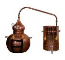 Alambique Clásico 100 litros SÓLIDOS