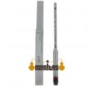 Mostímetro - Densímetro + probeta de plastico