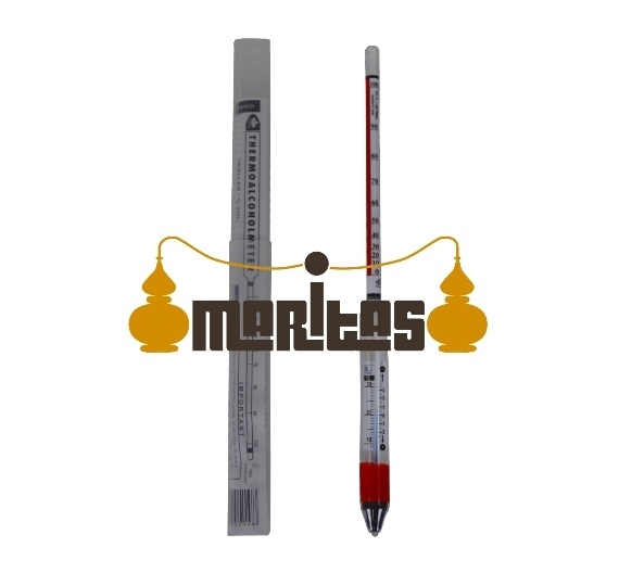 Alcoholímetro - Alcohómetro 0-100 grande