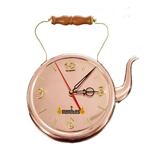 Reloj tetera