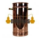Alambique Polivalente 10 litros + Termómetro + Parrillas de Separación